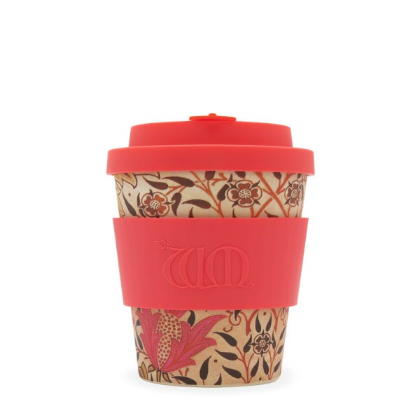"Ecoffee cup ""EARTHLY PARADISE"" 240ml"