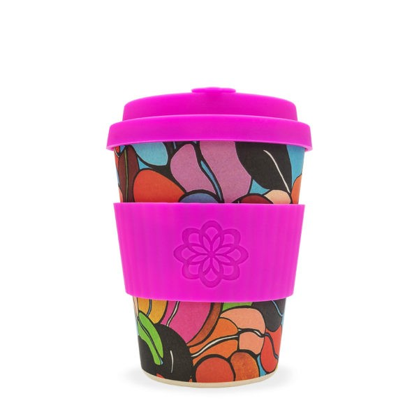 "Ecoffee cup ""COULEUR CAFE"" 340ml"