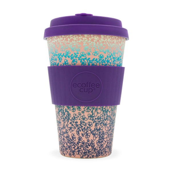 "Ecoffee cup ""MISCOSO SECONDO"" 400ml"