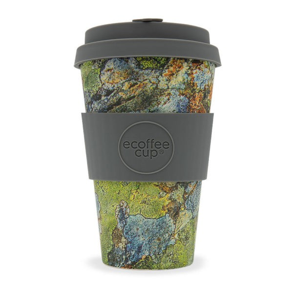 "Ecoffee cup ""PILLA POINT"" 400ml"