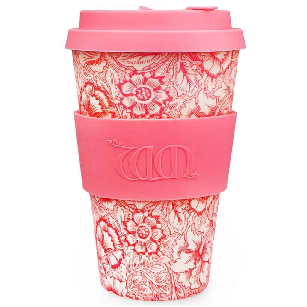 "Ecoffee cup ""POPPY"" 400ml"