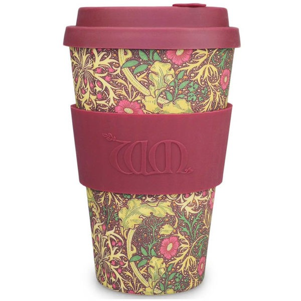 "Ecoffee cup ""SEAWEED"" 400ml"